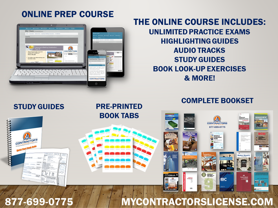 Nascla Complete Online Prep Course Combo