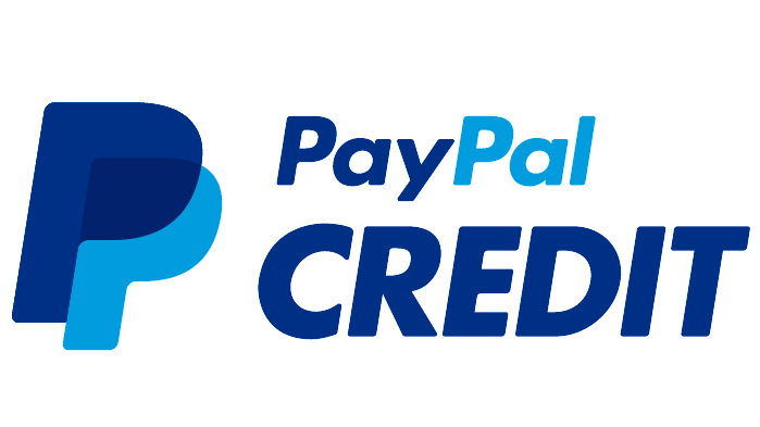 Paypal Credit Option