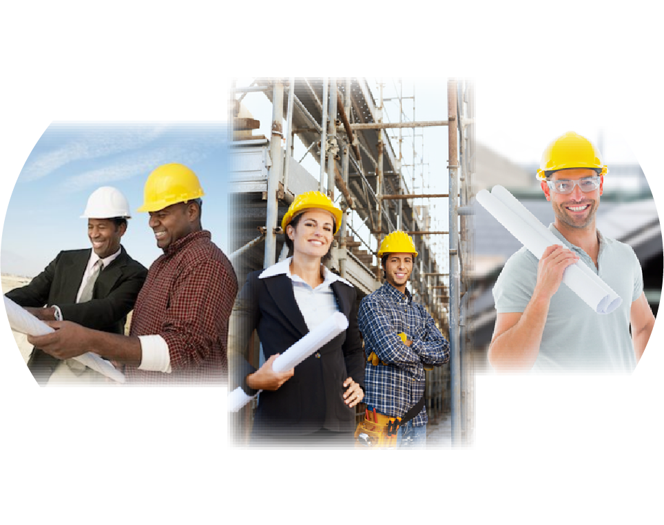 three contractors for general contractors license
